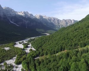 Valley of Valbona