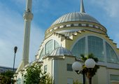 New Mosque in Shkodra